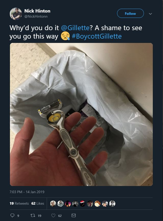 Gillette Attacks Men, Gets Caught Deleting YouTube Comments | Red